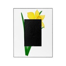 Yellow Daffodil Picture Frame