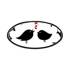 Love Bird's Song Patches