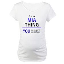 Funny Mia Shirt