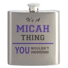 Unique Micah Flask
