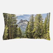 Mountain River Scene Pillow Case