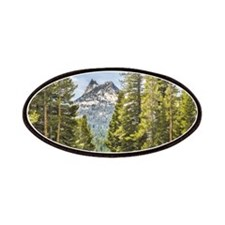 Mountain River Scene Patches