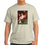 Angel #1/Rottweiler Light T-Shirt