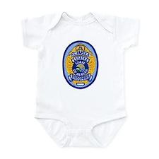 Alaska State Troopers Infant Bodysuit