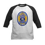 Alaska State Troopers Kids Baseball Jersey
