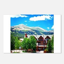 Breckenridge in July Postcards (Package of 8)