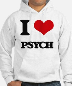 I Love PSYCH Hoodie