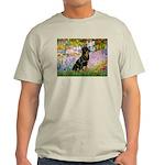 Garden / Rottweiler Light T-Shirt