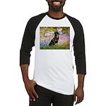 Garden / Rottweiler Baseball Jersey