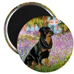 Garden / Rottweiler Magnet