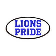 LIONS PRIDE Patches