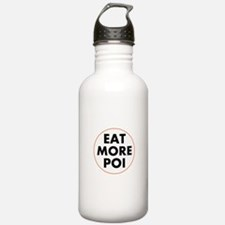 Eat More Poi Water Bottle
