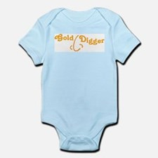 Gold Digger Infant Bodysuit