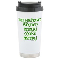 Unique Feminist Travel Mug