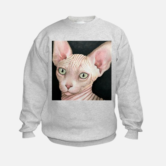 Cat 412 sphynx Sweatshirt