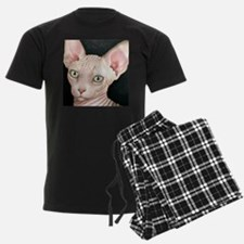 Cat 412 sphynx Pajamas