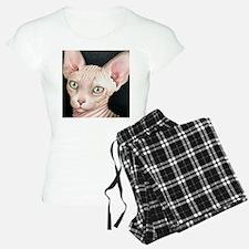Cat 412 sphynx Pajamas