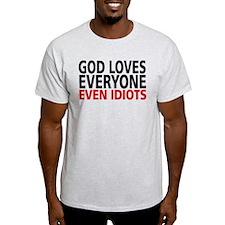 Cute Not an idiot T-Shirt
