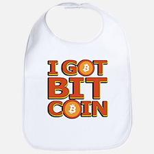 I Got Bitcoin Large Text Bib