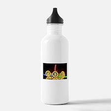 Bitcoin Tron Design Go Water Bottle