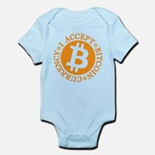 Type 2 I Accept Bitcoin Body Suit