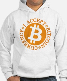 Type 2 I Accept Bitcoin Hoodie