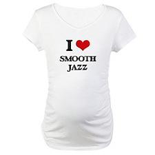 I Love SMOOTH JAZZ Shirt