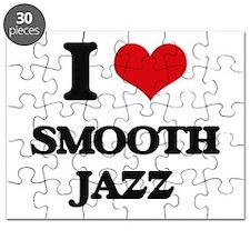 I Love SMOOTH JAZZ Puzzle