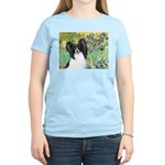 Irises & Papillon Women's Light T-Shirt