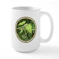 Lettuce Leaf Dragon Mug