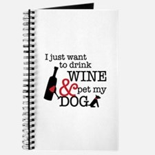 Wine And Dog Journal