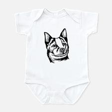 Nordic Spitz Infant Bodysuit