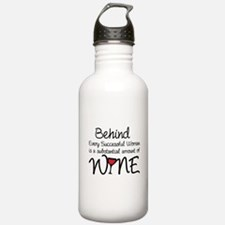 Behind Every Woman Water Bottle