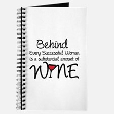 Behind Every Woman Journal
