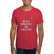Redneck Redshirt T-Shirt