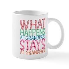What Happens At Grandpa's Mugs