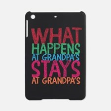 What Happens At Grandpa's iPad Mini Case