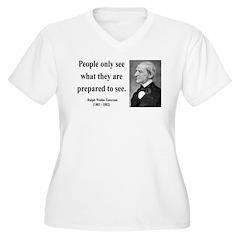 Ralph Waldo Emerson 20 T-Shirt