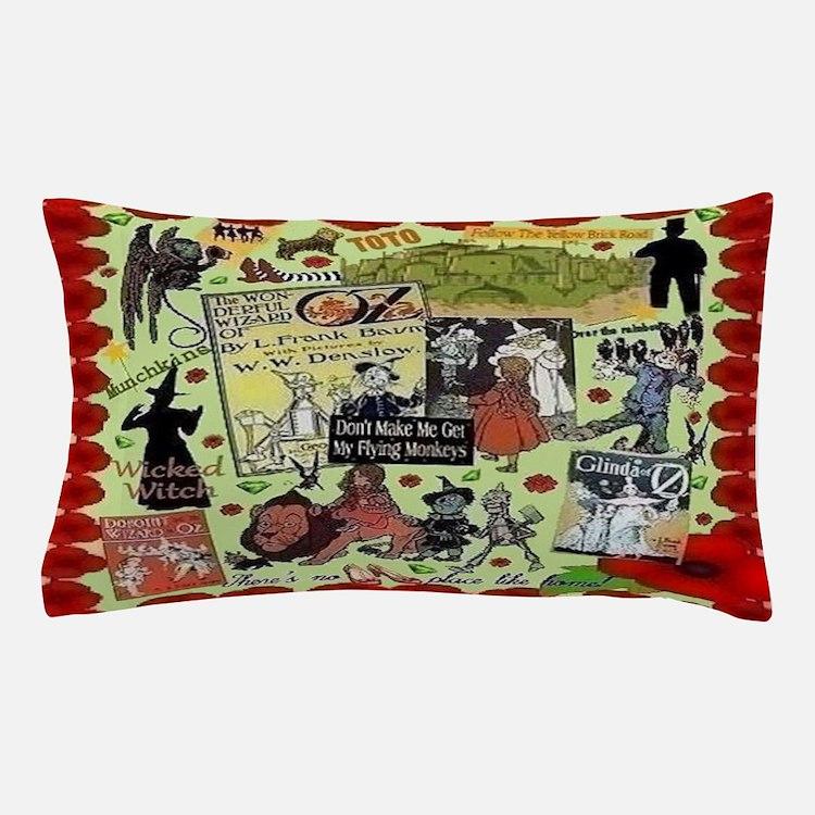Oz Pillow Case