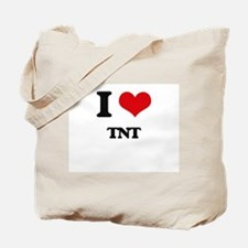 I Love TNT Tote Bag