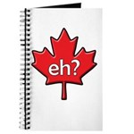 Canada, eh? Journal