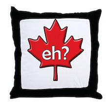 Canada, eh? Throw Pillow