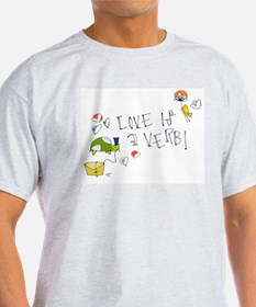 Cute Turtle notes T-Shirt