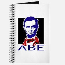 Cute Honest abe Journal