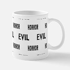 Evil and Horror Mugs