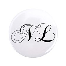"NL-cho black 3.5"" Button"