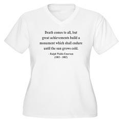 Ralph Waldo Emerson 22 T-Shirt