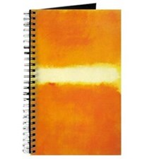 ROTHKO ORANGE AND WHITE LIGHT Journal