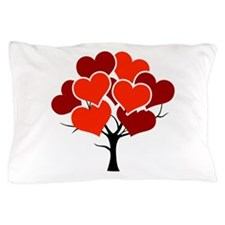 The Tree Of love Pillow Case