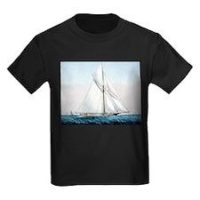Cutter Yacht Thistle T-Shirt